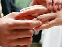Официальный брак все еще популярен