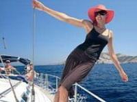 Одежда и обувь для прогулок на яхте
