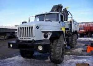 На базе грузовиков УРАЛ созданы новые образцы коммунально-дорожных машин