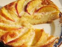 Творожный пирог с ванилью