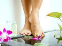 Рецепты ванночек для ног