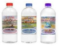 США: AQUAMANTRA — первая вода в биоразлагаемых пластиковых бутылках