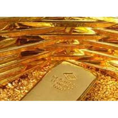 В 2009 году в России будет произведено около 180 тонн золота