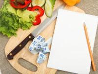 Недельный рацион для похудения