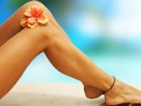 Уход за ногами в летнее время