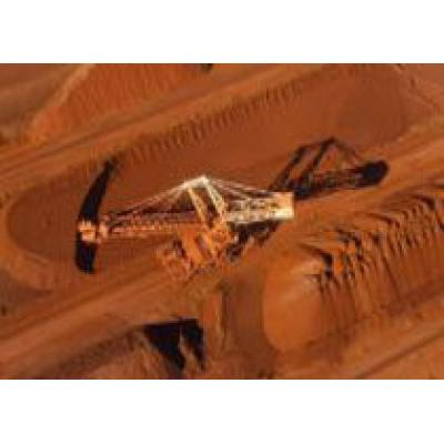 BHP Billiton в I квартале увеличила добычу железной руды