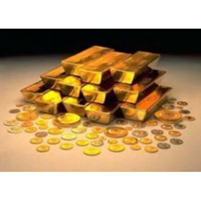 Добыча золота в мире растет