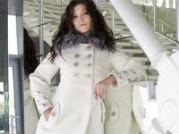 Модные пальто 2012