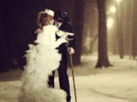 Ах, эта зимняя свадьба!