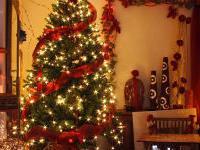 Новый год 2012: украшаем интерьер