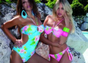 Модная пляжная одежда 2013