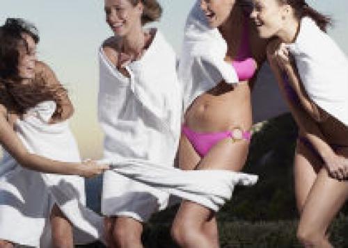 Как выбрать пляжное полотенце