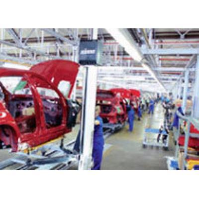 Производство легковых авто в России растет в основном за счет сборки иномарок