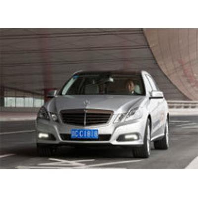 Китайские Mercedes-Benz E-class пойдут на экспорт