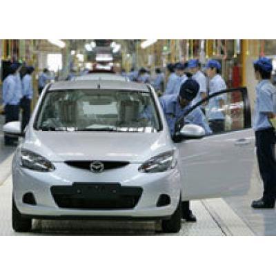 Япония продолжает наращивать объемы производства автомобилей