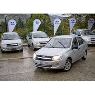 В 2011 году «АвтоВАЗ» продал 1023 «Гранты»