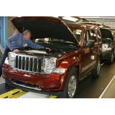Chrysler может запустить производство Jeep в России