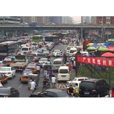 За 2011 год в Китае было продано 18 500 000 автомобилей