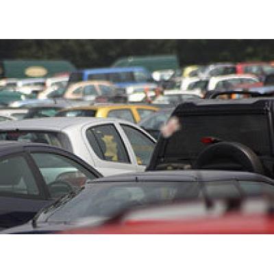 За прошлый год в России продали 2,5 млн автомобилей