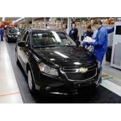 General Motors вдвое увеличит объем производства на территории России