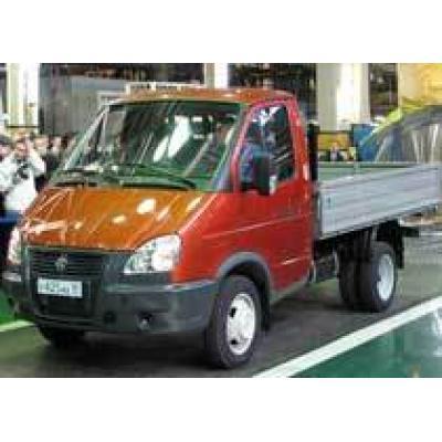ГАЗ возобновил работу после зимнего отпуска
