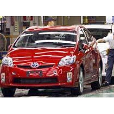 Производство автомобилей в Японии сократилось на 13%