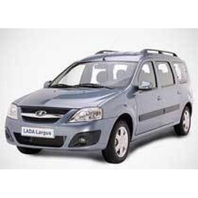 Продажи унверсала Lada Largus стартуют в июне