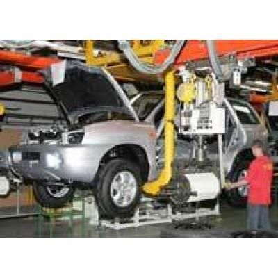 Выпуск легковых автомобилей в РФ в январе вырос на 16,8%