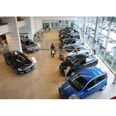 В 2011 году в кредит продали 44 процента автомобилей
