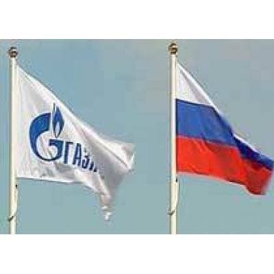 «Газпром» планирует в 2012 году увеличить добычу газа на 3%