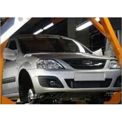 Выпуск легковых авто в России к 2020 году вырастет до 3 миллионов единиц