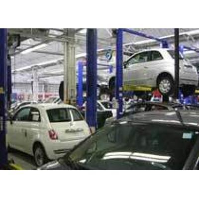 Fiat построит в Петербурге завод мощностью 120 тысяч авто в год