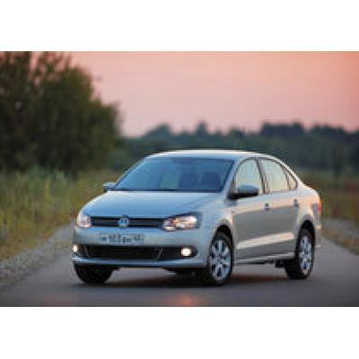 Volkswagen удвоил продажи автомобилей в России