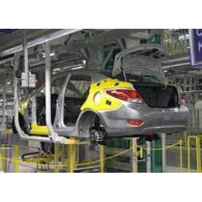 Иномарки составили большинство производимых в России автомобилей