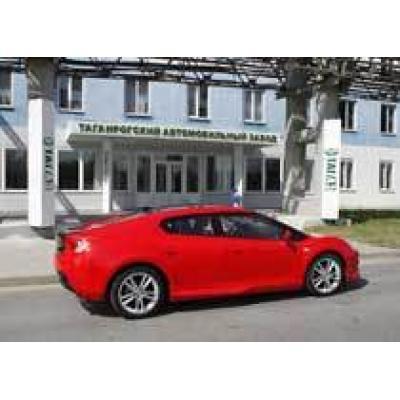 «ТагАЗ» подготовил к сертификации «пятидверное купе»