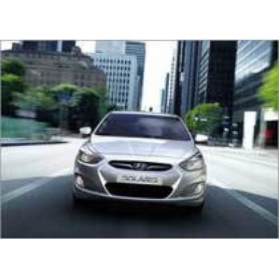 Число проданных Hyundai Solaris в России достигло 150 тысяч