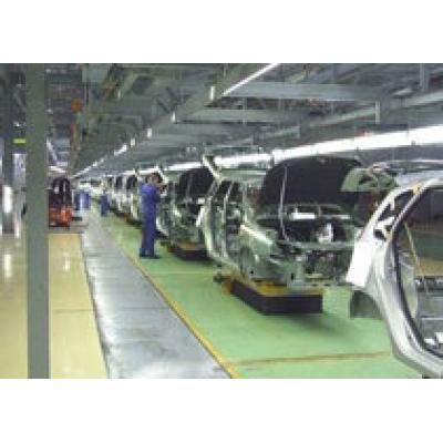 Выпуск легковых автомобилей в РФ за 5 месяцев вырос на 23,4%