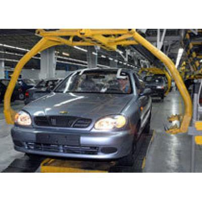 ZAZ в I полугодии реализовал в России 6043 автомобиля