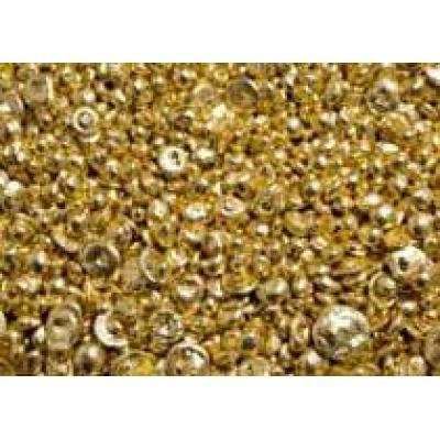 Добыча золота в России сократилась на 4,3%