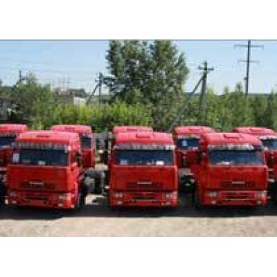 «КамАЗ» сообщил об увеличении объема производства