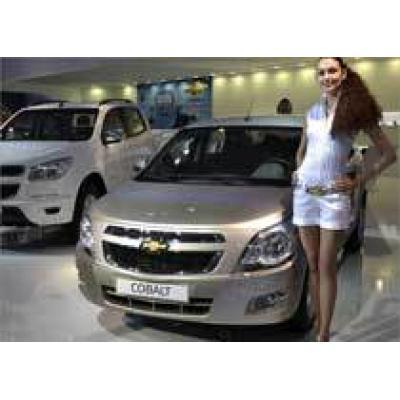Производство Chevrolet Cobalt началось в Узбекистане