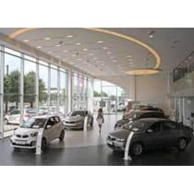 Автомобильный рынок России стал крупнейшим в Европе