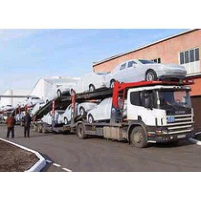 Импорт легковых автомобилей в Россию вырос на 25%