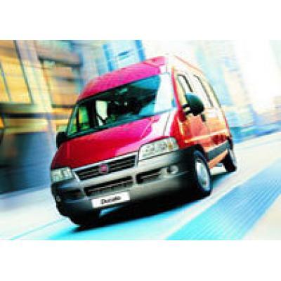 Продажи легких грузовиков в России в 2012 году выросли на 9%