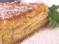 Рецепт насыпного яблочного пирога