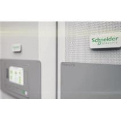 Компания Schneider Electric объявляет о выпуске на рынок источника бесперебойного питания Galaxy VM