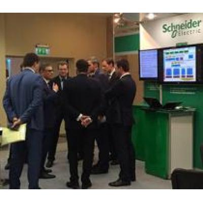 Schneider Electric и Министерство энергетики наметили пути дальнейшего сотрудничества в области инновационных технологий