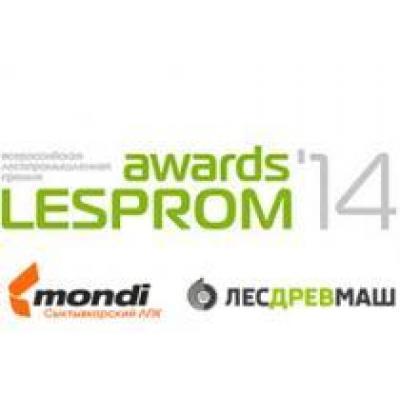 Объявлены победители Lesprom Awards-2014