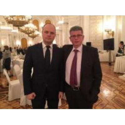 Председатель Комиссии ОП РФ по экологии Сергей Чернин принял участие в торжествах по случаю Дня народного единства в Кремле.