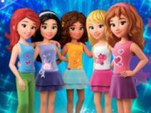 Пять подружек для маленькой принцессы